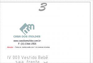 IV 003 VESTIDO - 3
