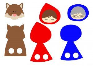 dedoche-chapeuzinho-vermelho
