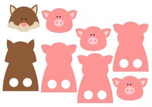 dedoche-tres-porquinhos